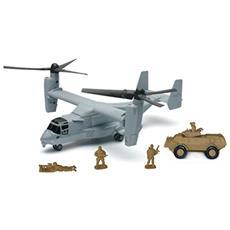 21863 Bell Boeing V-22 Osprey Playset