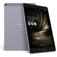 """Tablet ZenPad 3S 10 Grigio 9.7"""" Hexa Core RAM 3GB Memoria 128 GB +Slot MicroSD Wi-Fi Fotocamera 8Mpx Android - Italia"""