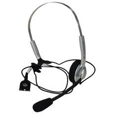 Cuffie Datalogic SH 330 CavoMono - Over-the-head - Semi-Aperto - 300 Ohm - 300 Hz - 3,40 kHz - 1,01 m Cavo - Interfaccia proprietaria