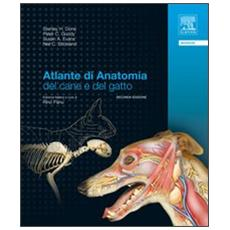 Atlante di anatomia del cane e del gatto