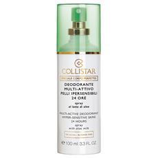 Deodorante Multi Attivo Pelli Ipersensibili 24 Ore Spray al Latte di Aloe 100 ml