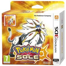 N3DS - Pokemon Sole Limited Fan Edition Steelbook
