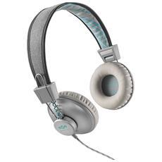 Cuffie On-Ear Positive Vibration con Cavo colore Grigio