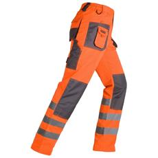 Pantalone da Lavoro Smart HV Pants Alta Visibilità Taglia XXL