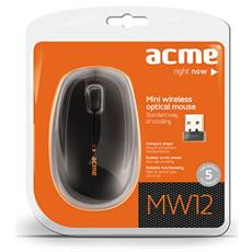 MW12 Mini wireless optical mouse