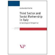 Third sector and social partnership in Italy. A sociological perspective