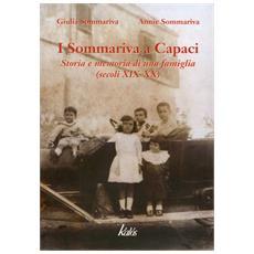 I Sommariva a Capaci. Storia e memoria di una famiglia (secoli XIX-XX)