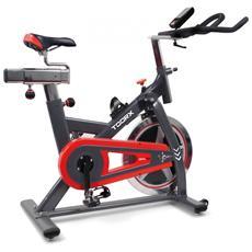 Speed Bike SRX 70 Cyclette con Ricevitore Volano 22kg a Cinghia SRX70