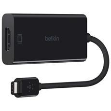 Adattatore da USB C a HDMI Colore Nero