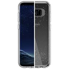 Cover Simmetrica per Samsung Galaxy S8+ Polvere di Stelle