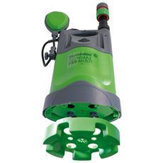 Pompa Drenaggio Sommergibile Flowmax 13000l Multi 3 In 1 12654