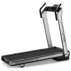 Tapis Roulant Sc48 Argento Jk Home Fitness