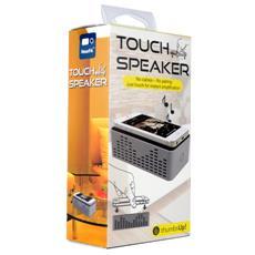 Touch Speaker, 1.0, Incasso, 4W, Senza fili, 3.5 mm, Cubo