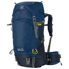 Highland Trail Tessuto, Poliammide, Poliestere Nero / Blu zaino