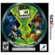 N3DS - Ben 10 Omniverse