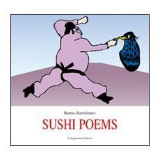 Sushi poems. Ediz. inglese e spagnola