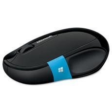 Sculpt Comfort Mouse Bluetooth BlueTrack USB Scrolling in 4 direzioni Pulsante Windows Design Ergonomico