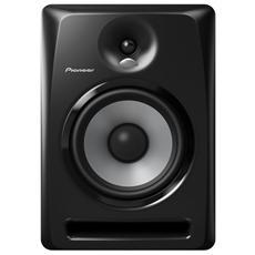S-DJ80X Diffusore monitor attivo Bass Reflex a 2 vie con biamplificatore