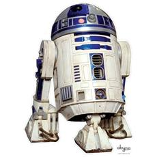 Sticker Gigante R2-D2 Star Wars