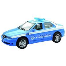DieCast 1:32 Polizia Auto Fiat Stilo 50983I