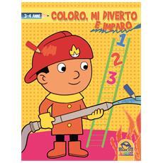 Coloro, Mi Diverto E Imparo #02