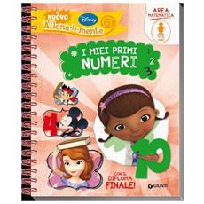Disney - Allena La Mente - I Miei Primi Numeri