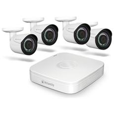 Kit di sorveglianza Security 400 (Registratore digitale Triox TX400 + 4 Telecamere AHD511B da un 1MP)