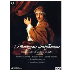 Borghese Gentiluomo (Il) / Le Bourgeois Gentilhomme (2 Dvd)