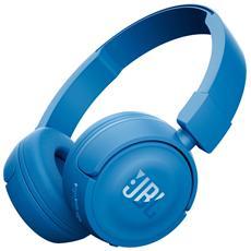Cuffie ad archetto Bluetooth con comando microfono - Colore Blu