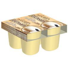 Tisanoreica T-cream Al Gusto Di Vaniglia 4x125g