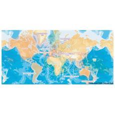 Cartografia Navionics XL9-NAVIONICS+ Global Region