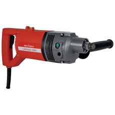 Carotatore Manuale 1800 Watt Modello Caromax 1800 A Secco