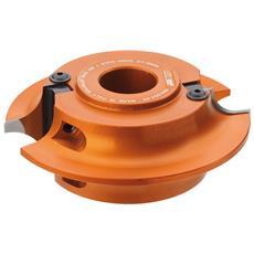 Testa Multiraggio Concavo Hw R15/20 D= 132x45x30 694.004.30