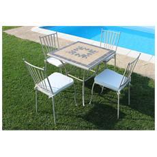 Tavolo Da Giardino Quadrato Allungabile.Tavoli Da Giardino Prezzi E Offerte Su Eprice