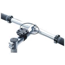 T4-100310 Bicicletta Passive holder Nero, Bianco supporto per personal communication