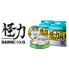 Kairiki Sx8 Steel Grey 300mt 0.15