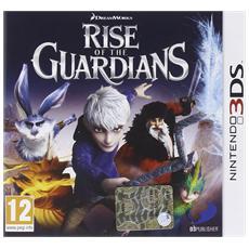 N3DS - Rise of the Guardians - Le 5 Leggende