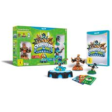 WiiU - Skylanders Swap Force Starter Pack