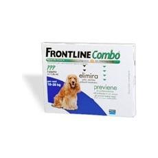 Frontline Combo Cani Medi 20-40kg 3x1,34ml