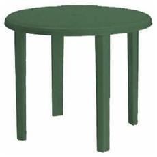 Tavolino In Resina Verde