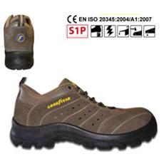 calzatura antinfortunistica crosta di vitello s1p n°45