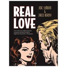 Joe Simon / Jack Kirby - Real Love