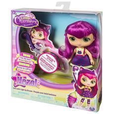 Bambola con Scopa Magica Little Charmers