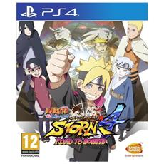PS4 - Naruto Shippuden Ultimate Ninja Storm 4 Road to Boruto