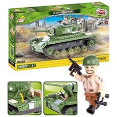 Carro Armato Panzer M-24 Seconda Guerra Mondiale Costruzioni 02523