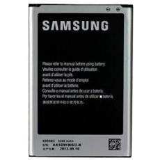 Batteria Originale da 3200 mAh per Galaxy Note 3 - Bulk