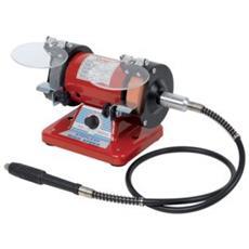 PRTME075/170 Smerigliatrice Da Banco 75 Mm 170 W