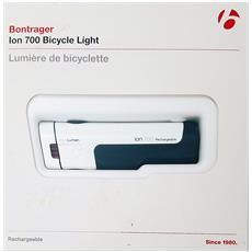 Ion 700 R Bicycle Light - Luce Della Bicicletta Ricaricabile