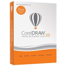 draw Home And Student Suite X8 (pc)