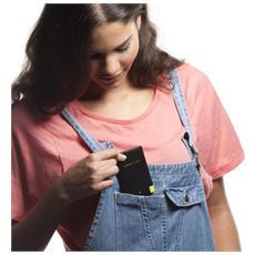 Extra Battery 2500, Nero, Smartphone, Tablet, Polimeri di litio (LiPo) , USB, USB